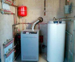 Газовые напольные котлы для частного дома