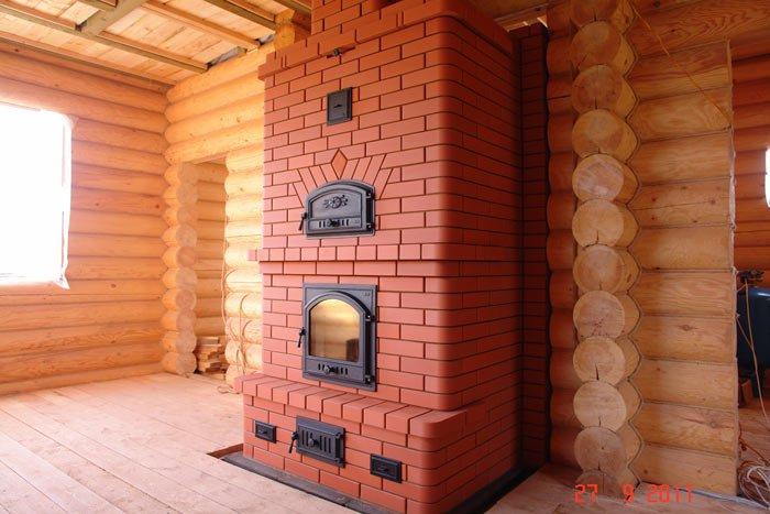 Отопление печью актуально и в наше время