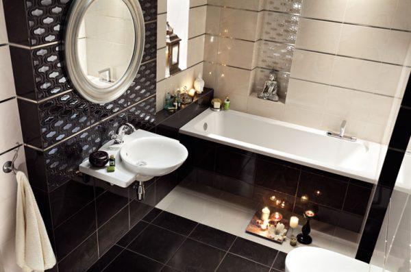 Качественная плитка для ванной