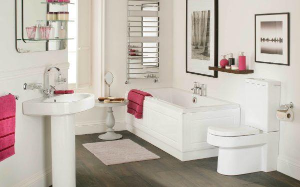Сантехника в ванной комнате