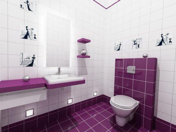 interjer-tualeta