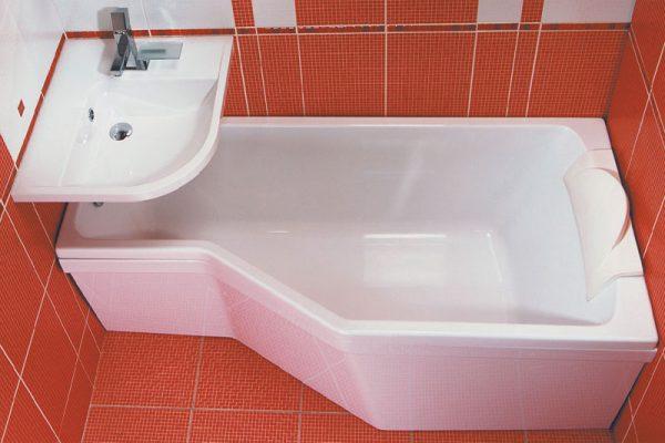 акриловые ванны Rava